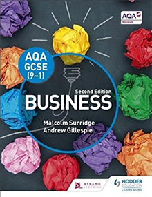 AQA GCSE Business, Second Edition